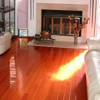 Kempas solid timber flooring Adelaide